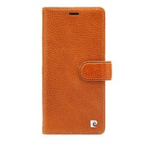 Pierre Cardin Booktype voor Apple iPhone Xs Max  - Bruin (8719273277898)
