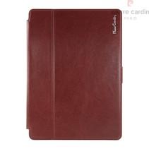 Pierre Cardin Booktype voor iPad Pro - Rood (8719273215975)