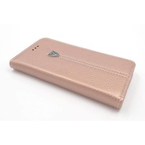 Booktype voor Apple iPhone 7-8  - RoseGold (8719273230589)