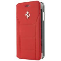 Ferrari Booktype voor Apple iPhone 7-8  - Rood (3700740388273)