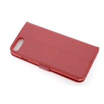 Booktype voor Apple iPhone 7-8 Plus  - Rood (8719273252437)