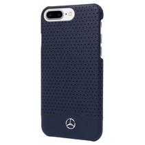 Mercedes-Benz Achterkant voor Apple iPhone 7-8Plus  -  Blauw (3700740387740)