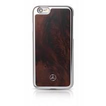 Mercedes-Benz Achterkant voor Apple iPhone 6 Plus  -  Zwart (3700740361894)