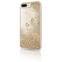 Guess Achterkant voor Apple iPhone 7-8Plus  -  Goud (3700740398159)