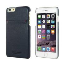 Pierre Cardin Achterkant voor Apple iPhone 6 Plus  -  Sapphire Blauw (8719273214008)
