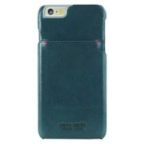 Pierre Cardin Achterkant voor Apple iPhone 6 Plus  -  Groen (8719273213995)