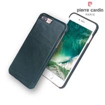 Pierre Cardin Achterkant voor Apple iPhone 7-8Plus  -  Groen (8719273229392)