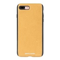 Pierre Cardin Achterkant voor Apple iPhone 7-8Plus  -  Goud (8719273130254)
