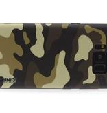 Achterkant voor Samsung Galaxy S8  -  Camouflage (8719273250082)