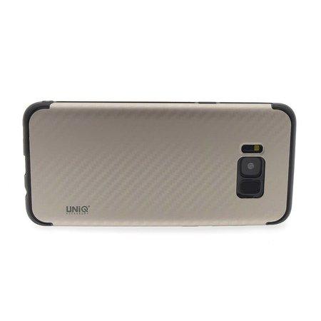 Achterkant voor Samsung Galaxy S8 Plus  -  Goud (8719273250204)