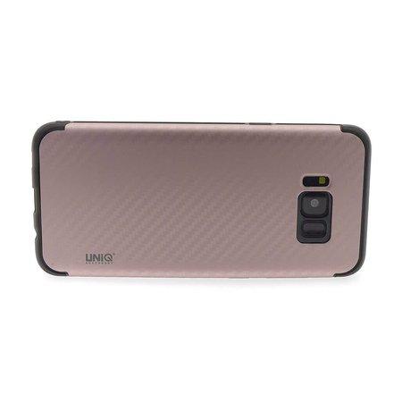 Achterkant voor Samsung Galaxy S8 Plus  -  Rose Gold (8719273250211)