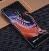 Achterkant voor Samsung Galaxy Note 9  -  Zwart (8719273284933)