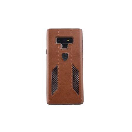 Achterkant voor Samsung Galaxy Note 9  -  Bruin (8719273284568)