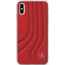 Mercedes-Benz Achterkant voor Apple iPhone X-Xs  -  Rood (3700740412473)