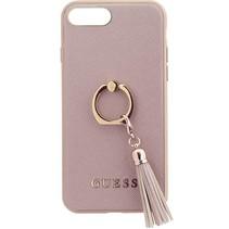 Guess Achterkant voor Apple iPhone 7-8Plus  -  Roze (3700740420812)