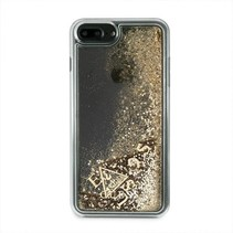 Guess Achterkant voor Apple iPhone 7-8Plus  -  Goud (3700740417584)
