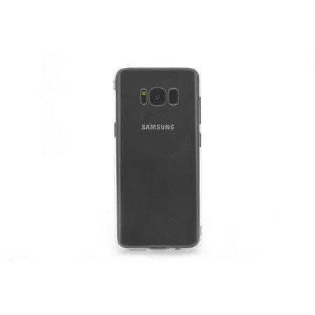 Achterkant voor Samsung Galaxy S8  -  Transparant (8719273264126)