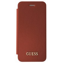 Guess Booktype voor Apple iPhone 7-8  - Rood (3700740397961)