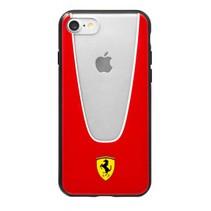Ferrari Achterkant voor Apple iPhone 7-8 -  Rood (3700740395134)