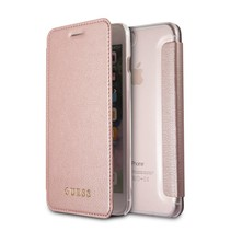 Guess Booktype voor Apple iPhone 7-8 Plus  - RoseGold (3700740417508)