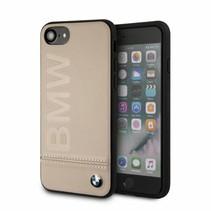 BMW Achterkant voor Apple iPhone 7-8 -  Taupe (3700740414859)