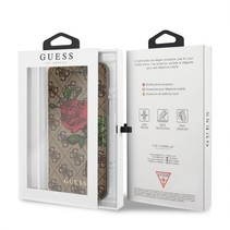 Guess Booktype voor Apple iPhone 7-8 Plus  - Zwart (3700740417027)