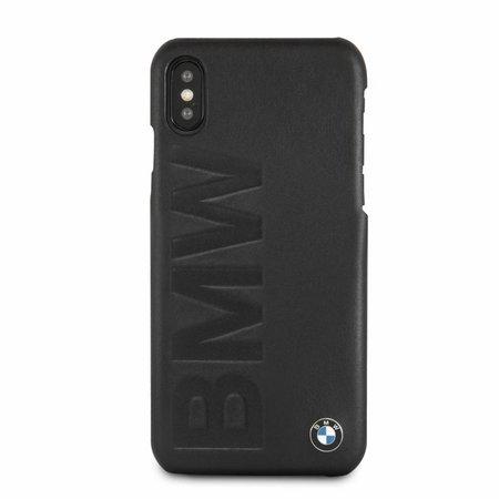 BMW Achterkant voor Apple iPhone X-Xs  -  Zwart (3700740413593)