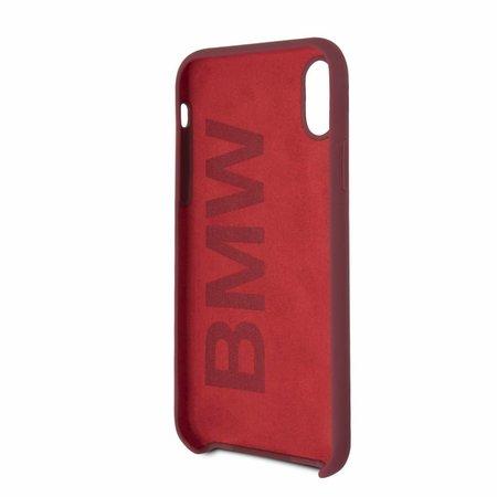 BMW Achterkant voor Apple iPhone X-Xs  -  Rood (3700740409039)