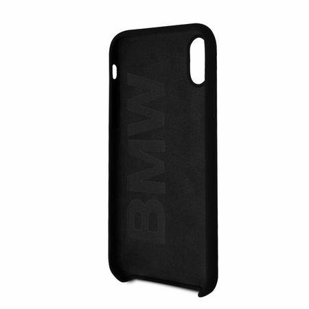 BMW Achterkant voor Apple iPhone X-Xs  -  Zwart (3700740408926)