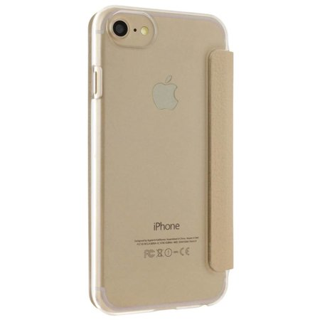 Guess Booktype voor Apple iPhone 7-8  - Goud (3700740397725)