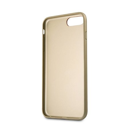 Guess Achterkant voor Apple iPhone 7-8Plus  -  Goud (3700740397695)