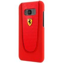 Ferrari Achterkant voor Samsung Galaxy S8 Plus  -  Rood (3700740400012)