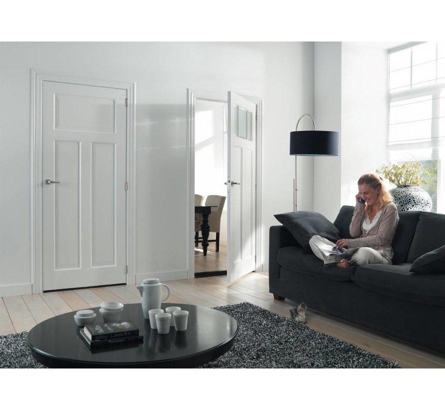 Cando binnendeur York Blank glas 78x209,8cm