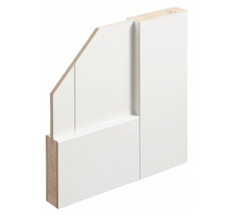 Skantrae binnendeur SKS2516 93x231,5cm