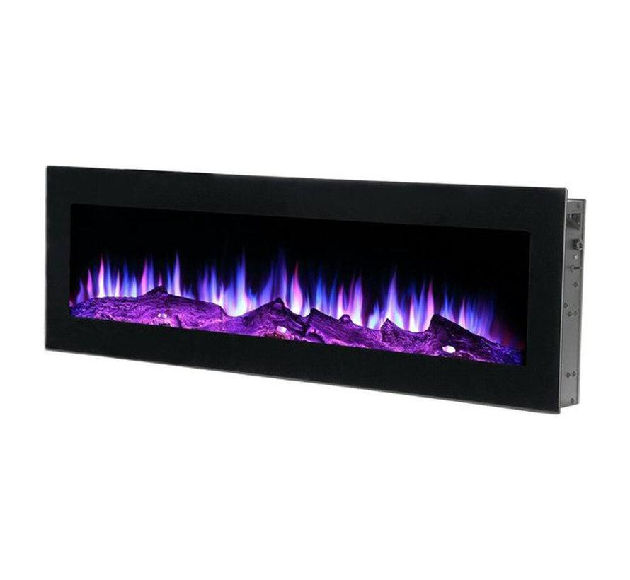 El Fuego elektrische LED haard Lausanne 900/1800 W