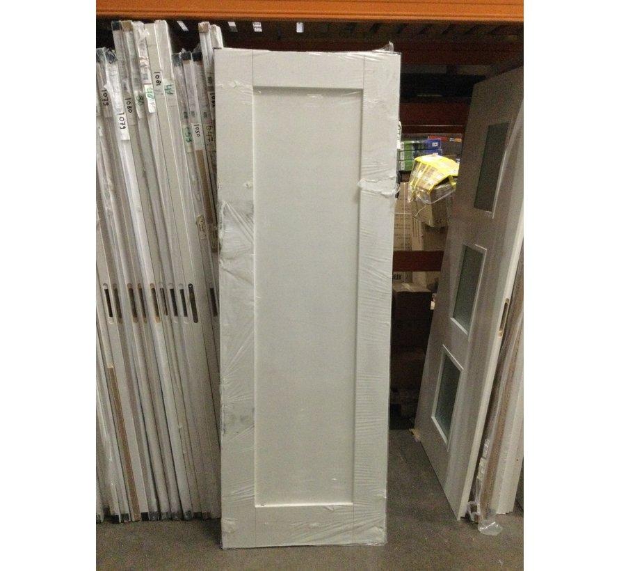 Cando binnendeur 1 vaks paneel 68x201,5 cm