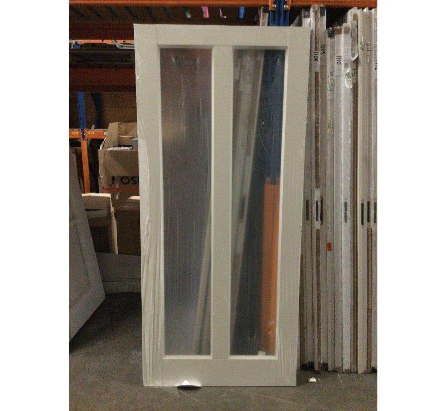 Cando binnendeur 2-paneels 88x201,5 cm