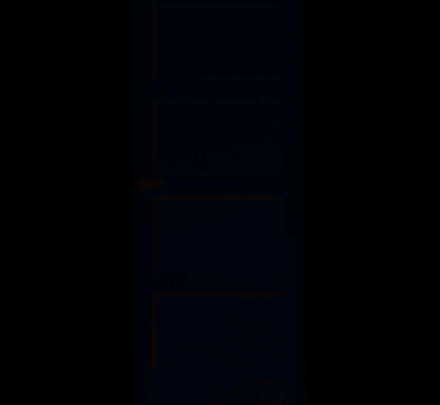 Skantrae binnendeur Sks 235 88x211,5  cm
