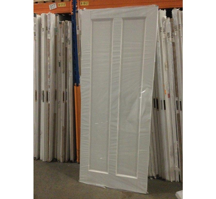 Cando binnendeur 2 paneeldeur 83x211,5 cm