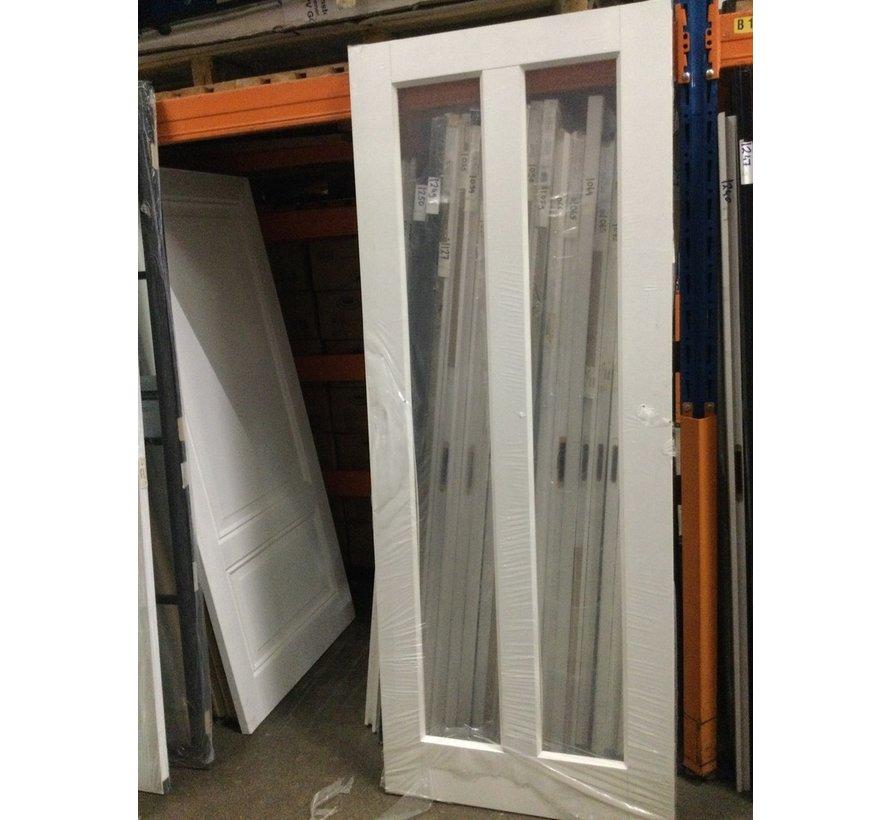 Cando Binnendeur 2vaks Excl glas 88x231,5cm