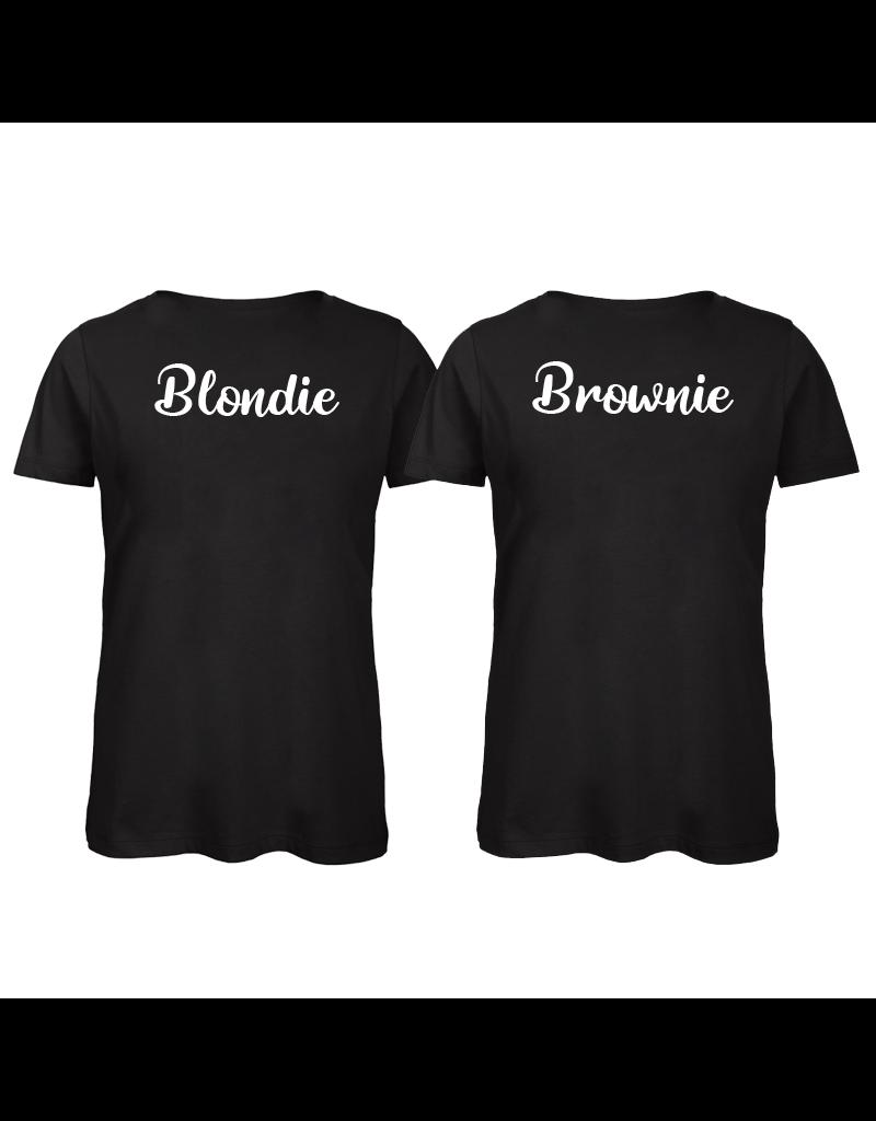 UMustHave Shirt los set | Blondie & Brownie