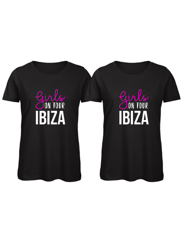 UMustHave Shirt los set | Girls on tour