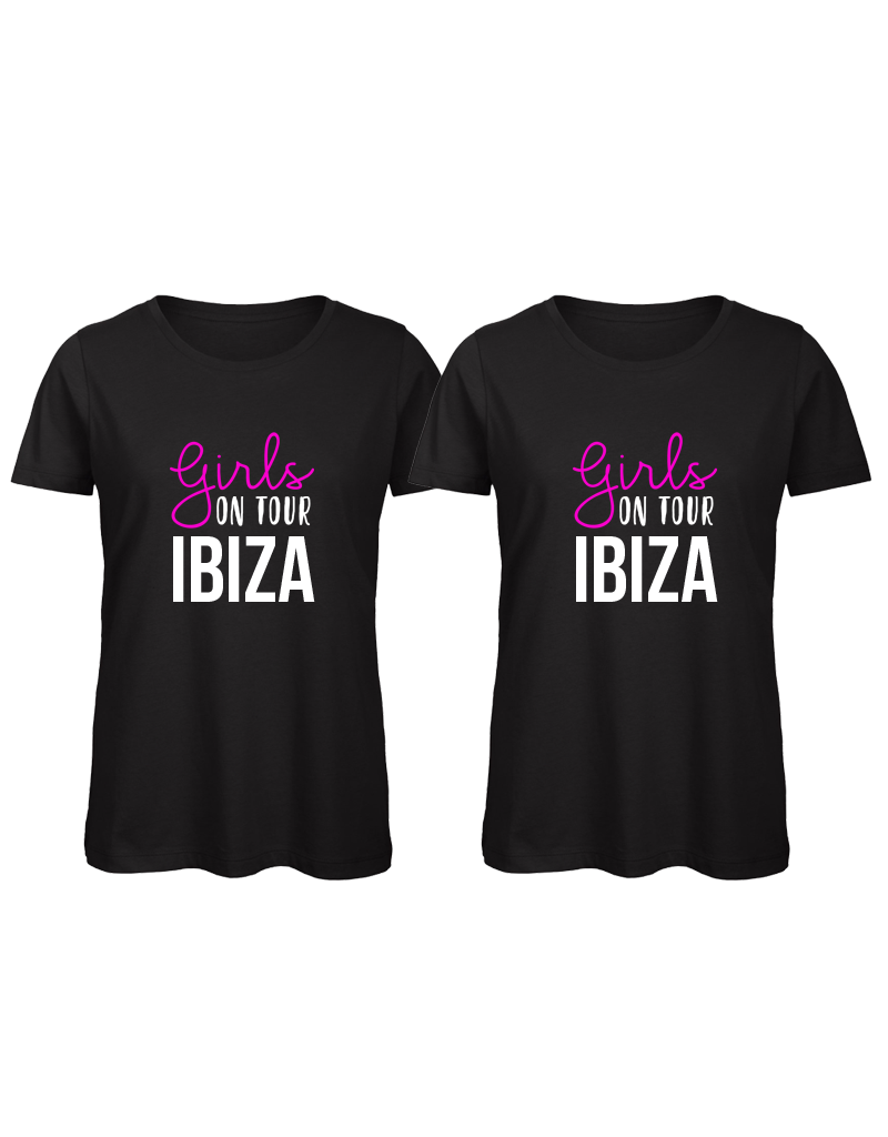 UMustHave Shirt los set | Girls on tour
