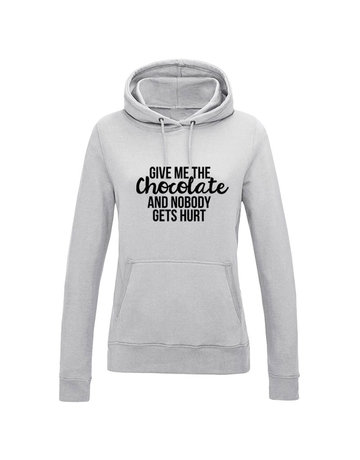 UMustHave Hoodie | Give me the chocolate
