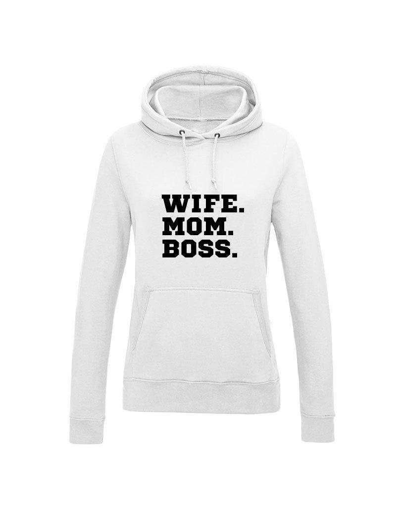 UMustHave Hoodie | Wife mom boss