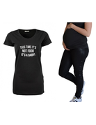 UMustHave Zwangerschapsshirt | This time it's not food
