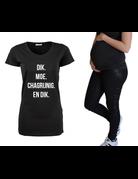 UMustHave Zwangerschapsshirt | Dik, moe, chagrijnig en dik
