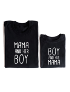 UMustHave Twinning | Mama and her boy