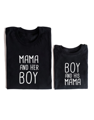 UMustHave Twinning   Mama and her boy