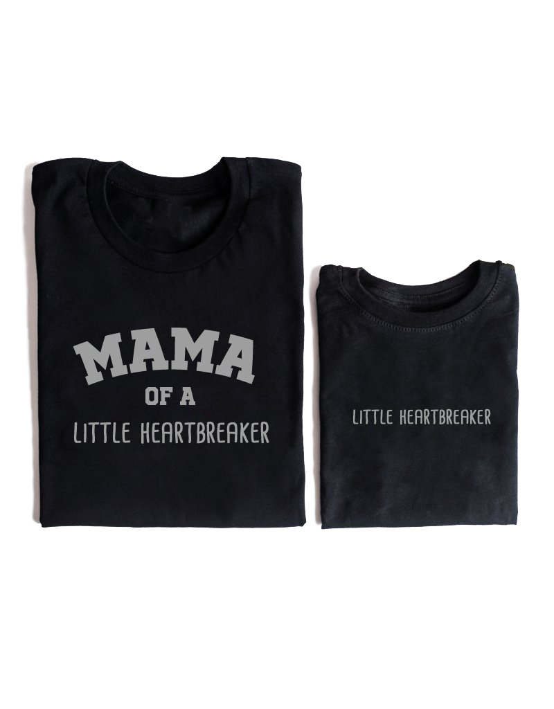 UMustHave Twinning | Mama of a little heartbreaker